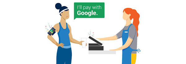 Google testaa Hands Free -maksamista ravintoloissa