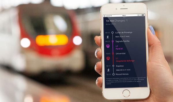 Nokia julkaisi HERE-karttasovelluksen iPhonelle