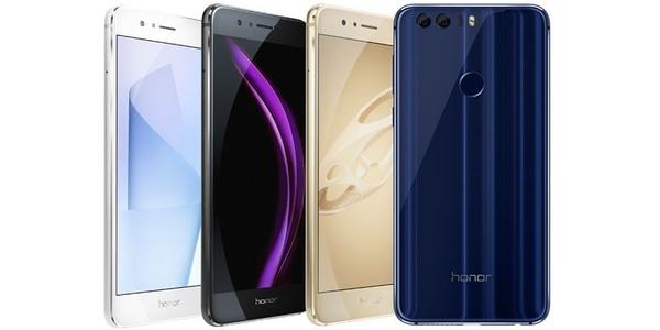 Honor 8 saa Android Nougatin – Julkaisuun vielä pari kuukautta