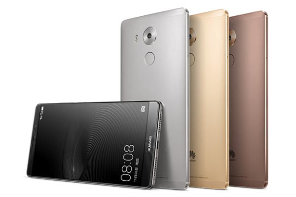 Huawei Mate 8 esiteltiin – Tehokas suoritin ja iso näyttö
