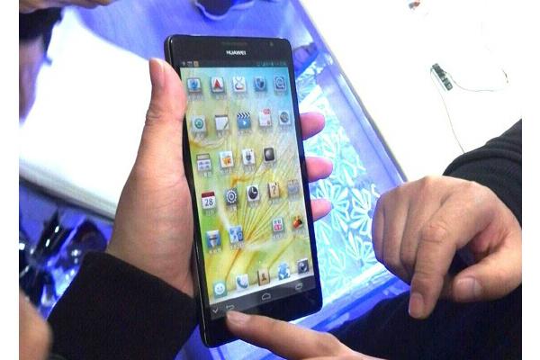 Näyttöjen koko kasvaa yhä, Huaweilta tulossa 6,1 tuuman Android-puhelin