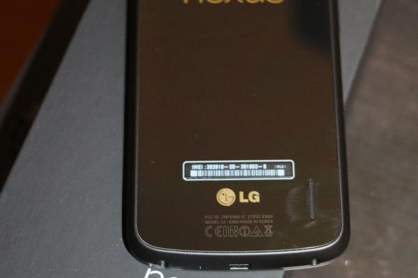Review: The Google Nexus 4