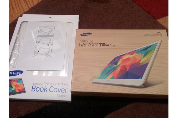 Review: The new Samsung Galaxy Tab S 10.5 in all of its Super AMOLED glory