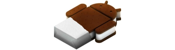 Kuvissa: Android 4.0 HTC:n Sensellä varustettuna
