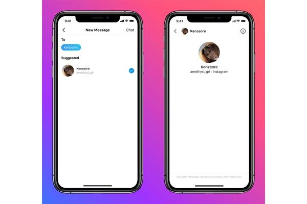 Instagram parantaa nuorien turvallisuutta: aikuiset eivät voi lähettää viestejä alaikäisille, jotka eivät seuraa lähettäjää