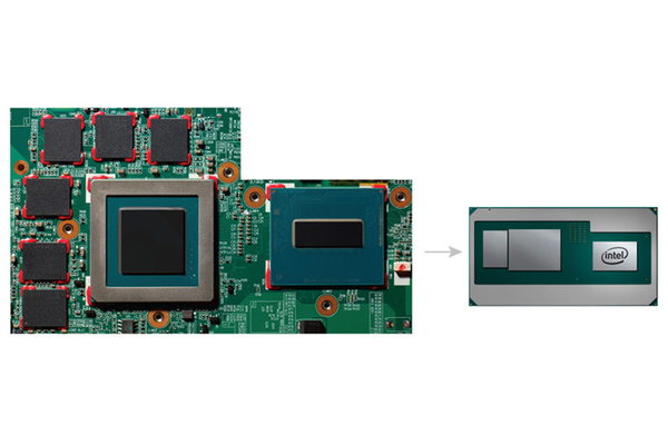 Inteliltä uutispommi – Kehitti suorittimen AMD:n kanssa