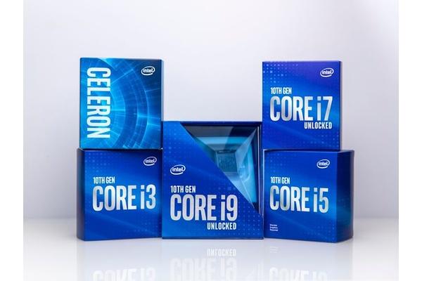 Maailman nopein peliprosessori – Intel esitteli 10. sukupolven Core-prosessorit