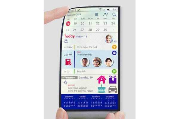 Tuleeko tämä näyttö iPhoneen? Tuotanto alkaa vuonna 2018