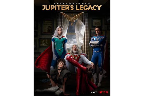 Toukokuun uudet Netflix-alkuperäissarjat: realityä, rikosdokkareita ja supersankareita