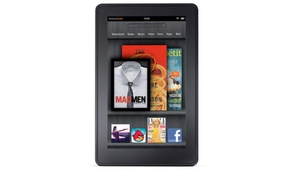 Raportti: Amazon myy 50 000 Kindle Fire -tablettia päivässä