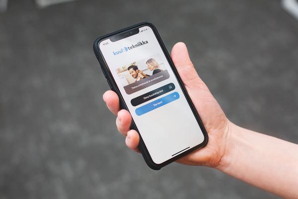 Kuulotekniikka julkaisi Kuulotesti-sovelluksen - oman kuulon tilan selvittäminen onnistuu älypuhelimella ja kuulokkeilla maksutta