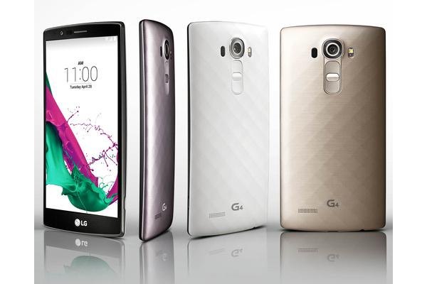 LG julkaisi nahasta ja huipputekniikasta koostuvan G4-älypuhelimen