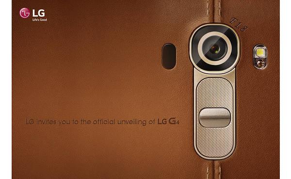 Täältä näet LG G4 -huippupuhelimen julkistuksen