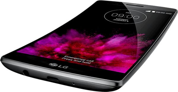 LG: taipuisa älypuhelin on keski-ikäiselle bisneskäyttäjälle