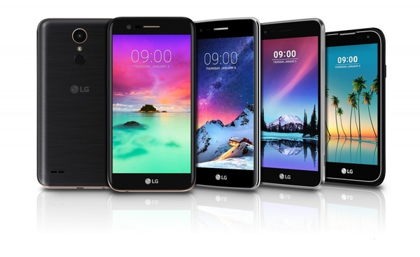 LG esitteli keskihintaiset älypuhelimet Matti Meikäläisille