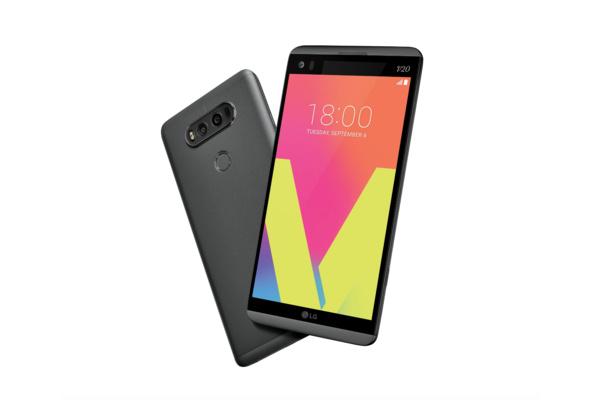 Ensimmäinen Nougat-puhelin julki: Tässä on LG V20
