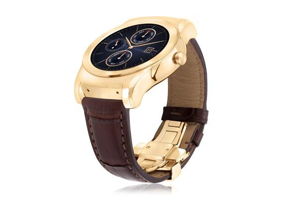 Kultainen älykello LG:ltä – Hinta kymmenesosa Apple Watchin hinnasta