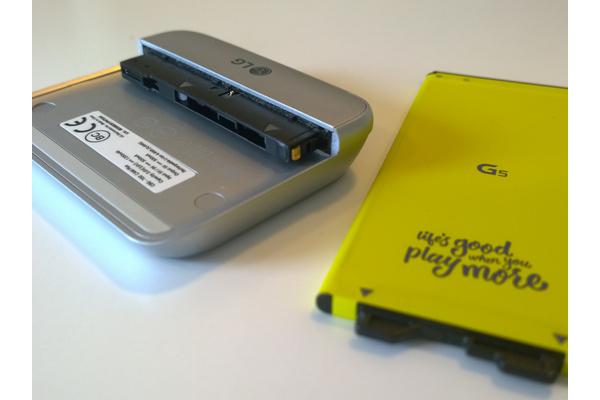 Tältä näyttää LG G5:n kameralisäosa