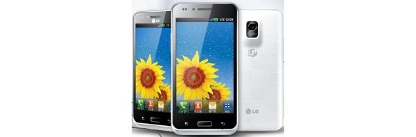 LG Optimus Big on suuri puhelin NOVA-näytöllä