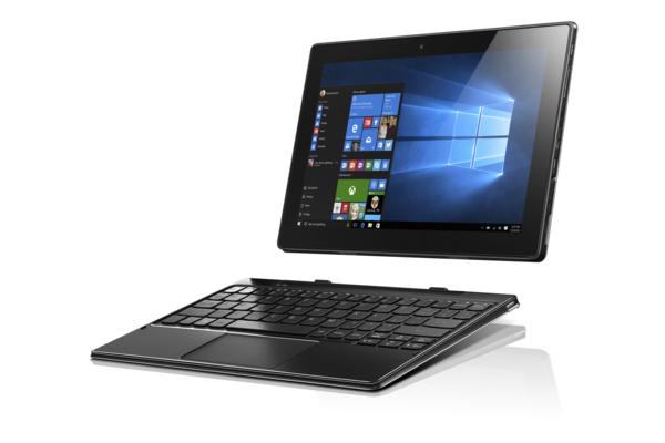 Lenovo julkaisi ideapad MIIX 310:n: kohtuuhintainen Windows 10 -hybriditabletti