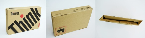 Lenovo on kehittänyt ThinkPad-kannettavia varten itselukittuvan pahvilaatikon, joka säästää 54 tonnia teippiä vuosittain