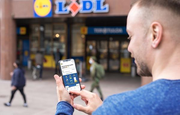 Lidl Plus -sovellus saavuttanut vuodessa jo miljoona latausta - sovellus tarjoaa nyt kumppanietuja