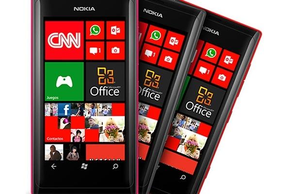 Nokialta uusi budjettiluokan Lumia