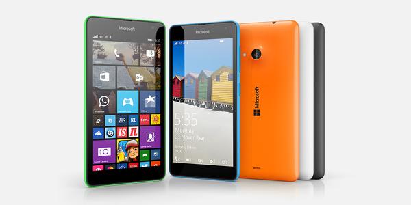 Windows Phone ohitti iOS:n uudessa maassa