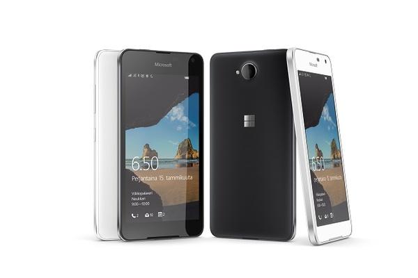 Microsoftin Lumia-uutuuden myynti alkoi Suomessa