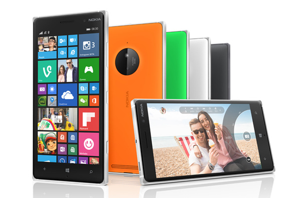 Nokia Lumia 830 häviämässä myynnistä