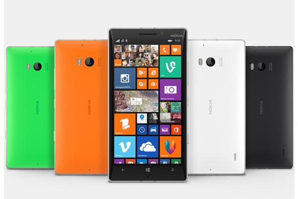 Nokia Lumia 930:n ennakkomyynti alkaa tänään