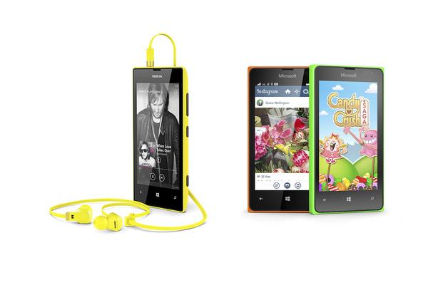 Kannattaisiko Lumia 435 ostaa Lumia 520:n tilalle?