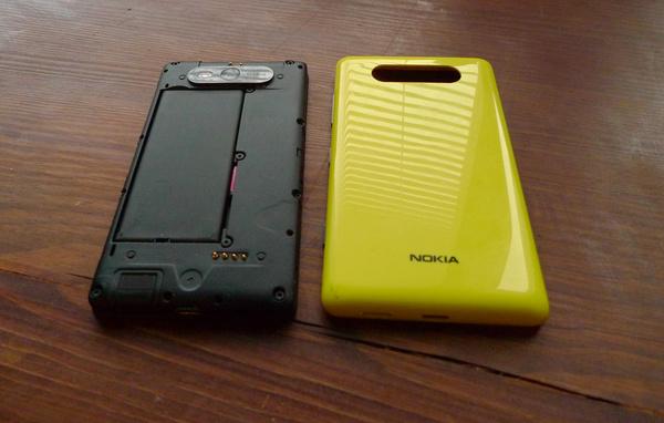 Nokia julkaisi ohjeet 3D-tulostetuille Lumia 820 -kuorille