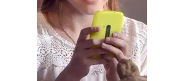 Mikä on tämä videolla esiintyvä mystinen Lumia?