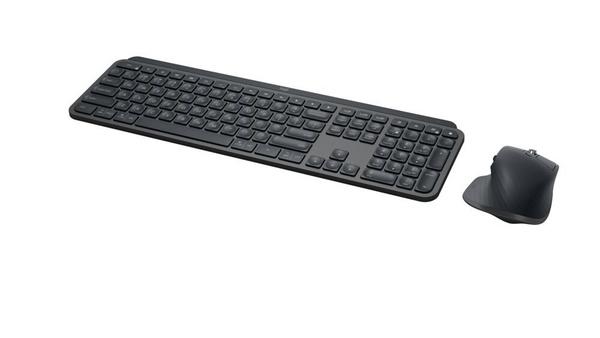 MX Master 3 on Logitechin uusin ergonominen hiiri - Logitech julkaisi myös MX Keys näppäimistön