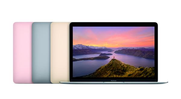 Apple päivitti MacBookin – Saatavilla nyt punakultaisena