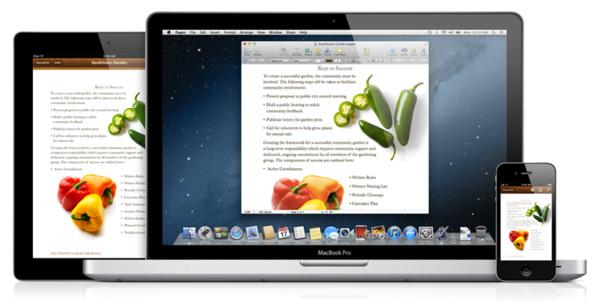 Tulevaisuudessa iPadeissä ja Maceissä voi olla sama suoritin