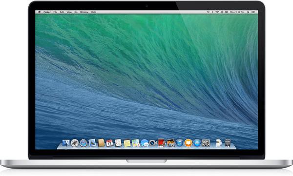 Apple päivitti Retina-näytöllisiä MacBook Pro -koneita