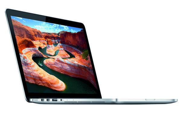 Apple julkaisi 13 tuuman MacBook Pro -kannettavan Retina-näytöllä
