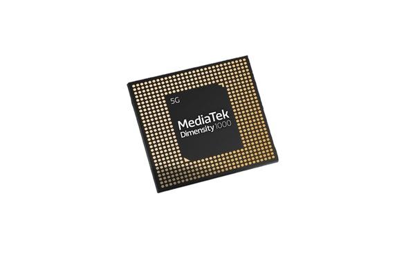MediaTek Dimensity 1000 5G -järjestelmäpiiri julkaistu: tuki 5G-yhteyksille ja QHD+ 90 Hz -näytöille