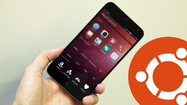 Meizulta ensimmäinen Ubuntu-puhelin joulukuussa