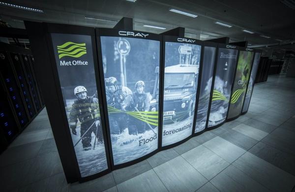 World's most powerful weather computer is Met Office's new $1.6 billion machine
