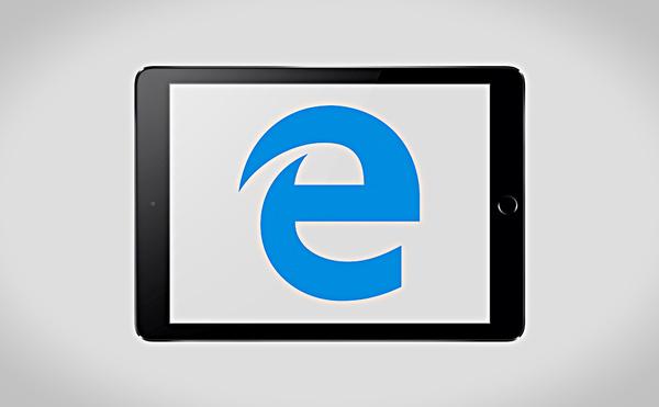 Microsoft Edge on nyt ladattavissa iPadille ja Android-tableteille