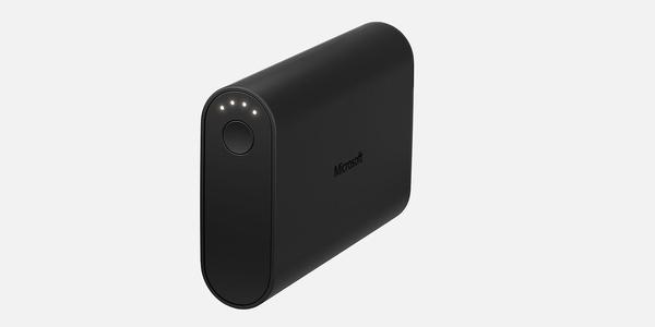 Microsoftilta uusia varavirtalähteitä - voivat ladata kahta laitetta kerralla