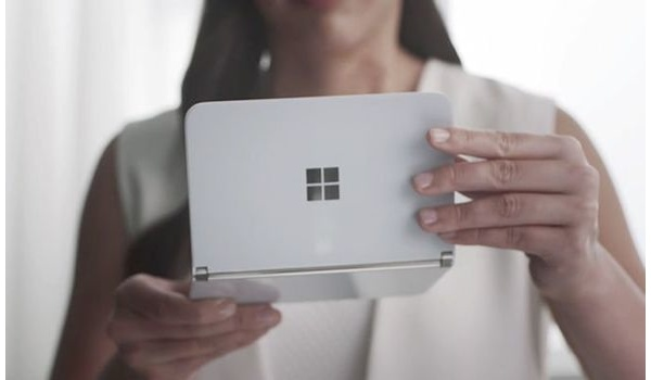 Video – Tässä on Microsoftin Surface Duo