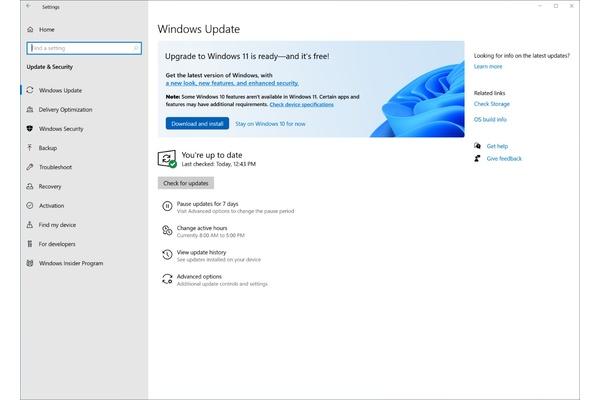 Microsoft aloitti ilmaisen Windows 11 -käyttöjärjestelmän jakelun