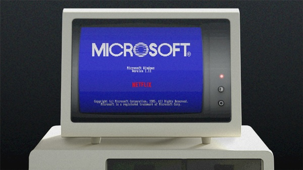 Microsoft joins Stranger Things hype with Windows 1.11 release