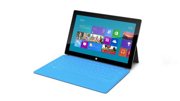 Microsoft otti takkiin Surface RT -tableteista 900 miljoonaa dollaria