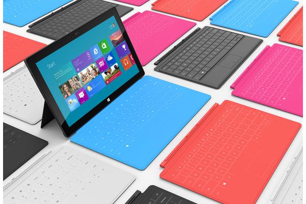 Microsoft siirtymässä alehintoihin Surface RT -tablettien myymiseksi