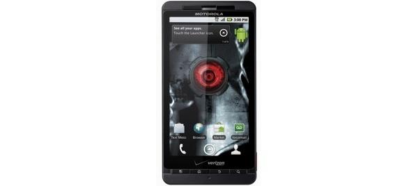 Motorola Droid X julki, myös videolla